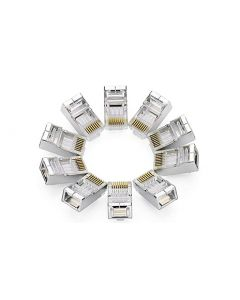 RJ45 Shielded Category 6 Connector